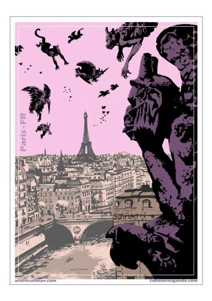 """""""A Paris de Notre Dame"""" - 2017"""